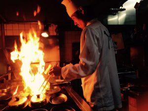 大炎の料理人